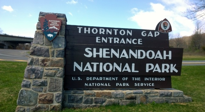 10 facts about Shenandoah National Park