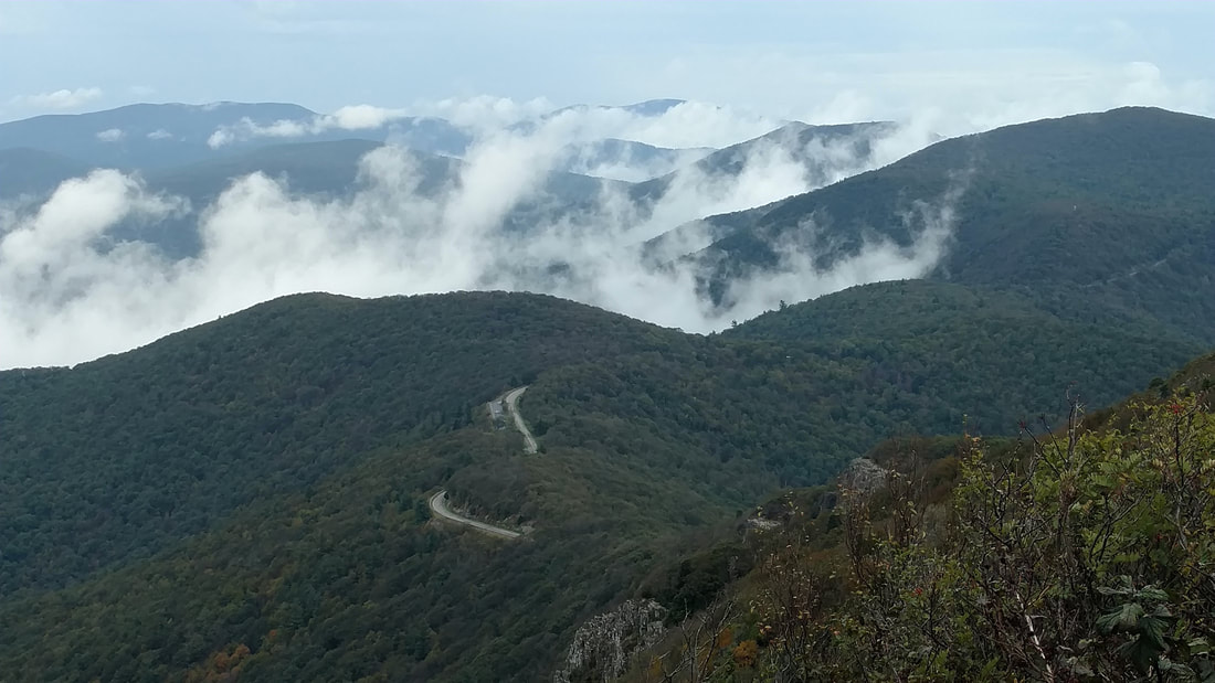Guided Hikes in Shenandoah